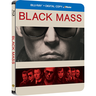 Black Mass - Limited Steelbook Edition (BLU-RAY)