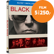 Produktbilde for Black Mass - Limited Steelbook Edition (BLU-RAY)