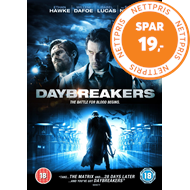 Produktbilde for Daybreakers (UK-import) (DVD)