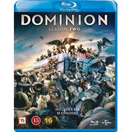 Dominion - Sesong 2 (BLU-RAY)