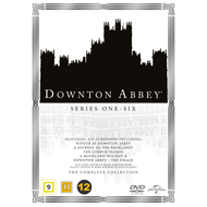 Downton Abbey - Den Komplette Serien (DVD)