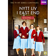 Call The Midwife / Nytt Liv I East End - Sesong 3 (DVD)