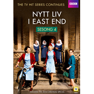 Call The Midwife / Nytt Liv I East End - Sesong 4 (DVD)
