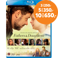 Produktbilde for Fathers & Daughters (DK-import) (BLU-RAY)