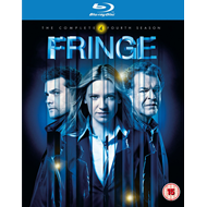 Fringe - Sesong 4 (UK-import) (BLU-RAY)