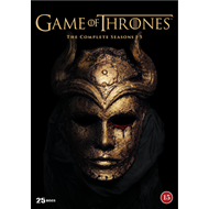 Game Of Thrones - Sesong 1 - 5 (DVD)