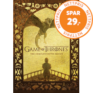 Produktbilde for Game Of Thrones - Sesong 5 (DVD)