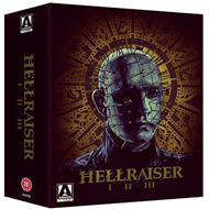 Hellraiser Trilogy (UK-import) (BLU-RAY)