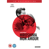 Hiroshima Mon Amour (UK-import) (DVD)