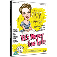 It's Never Too Late (UK-import) (DVD)