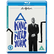 A King In New York (UK-import) (BLU-RAY)