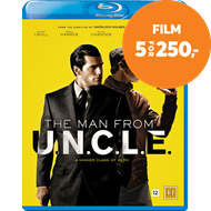 Produktbilde for The Man From U.N.C.L.E. (BLU-RAY)