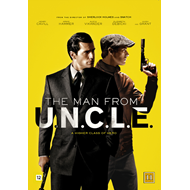 The Man From U.N.C.L.E. (DVD)