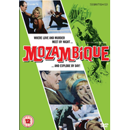 Mozambique (UK-import) (DVD)