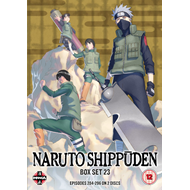 Naruto Shippuden - Box Set 23 (UK-import) (DVD)