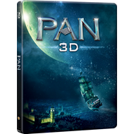 Pan - Limited Steelbook Edition (Blu-ray 3D + Blu-ray)