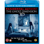 Paranormal Activity - The Ghost Dimension (Blu-ray 3D Blu-ray + Blu-ray)