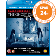 Paranormal Activity - The Ghost Dimension (Blu-ray 3D + Blu-ray)