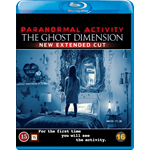 Paranormal Activity - The Ghost Dimension - Extended Cut (BLU-RAY)