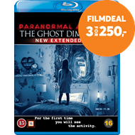 Produktbilde for Paranormal Activity - The Ghost Dimension - Extended Cut (BLU-RAY)