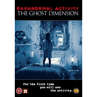 Paranormal Activity - The Ghost Dimension (DVD)