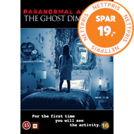 Produktbilde for Paranormal Activity - The Ghost Dimension (DVD)