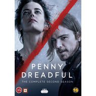Penny Dreadful - Sesong 2 (DVD)