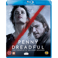 Penny Dreadful - Sesong 2 (BLU-RAY)
