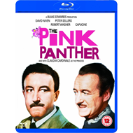 The Pink Panther (UK-import) (BLU-RAY)