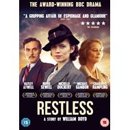 Restless (UK-import) (DVD)