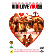 Rio, I Love You (DVD)