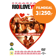Produktbilde for Rio, I Love You (DVD)
