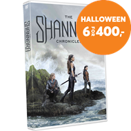 Produktbilde for The Shannara Chronicles - Sesong 1 (DVD)