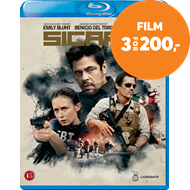 Produktbilde for Sicario (BLU-RAY)