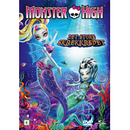 Monster High - Det Store Skrekkrevet (DVD)
