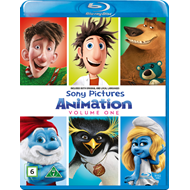 Sony Pictures Animation Volume 1 (BLU-RAY)