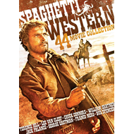 Spaghetti Western 44 Movie Collection (DVD - SONE 1)