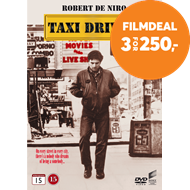 Produktbilde for Taxi Driver (DVD)