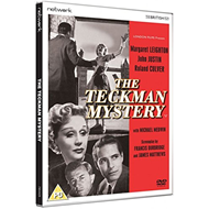 The Teckman Mystery (UK-import) (DVD)