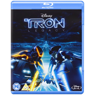 Tron Legacy (UK-import) (BLU-RAY)