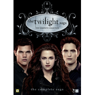 The Twilight Saga - The Complete Collection (DVD)