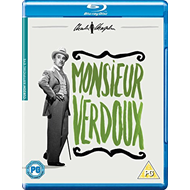 Monsieur Verdoux (UK-import) (BLU-RAY)