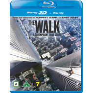 The Walk (Blu-ray 3D + Blu-ray)