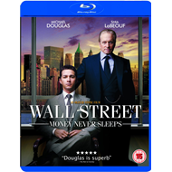 Wall Street 2: Money Never Sleeps (UK-import) (BLU-RAY)