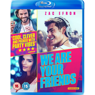 We Are Your Friends (Blu-ray) (UK-import) (BLU-RAY)