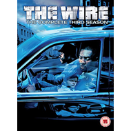 The Wire - Sesong 3 (UK-import) (DVD)