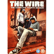 The Wire - Sesong 4 (UK-import) (DVD)