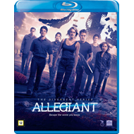 The Divergent Series: Allegiant (BLU-RAY)