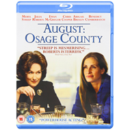 August: Osage County (UK-import) (BLU-RAY)