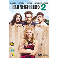 Bad Neighbours 2 (DVD)